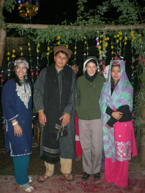 During the cultural night of the YABC camp in Lahore 2010